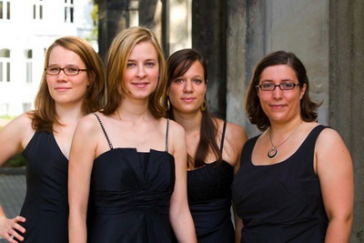 Almandin Quartett