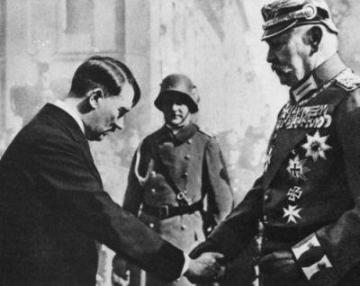 Hitler és Hindenburg