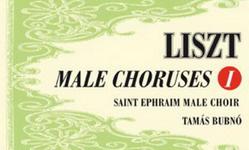 Szent Efrém Férfikar, Liszt, BMC, CD