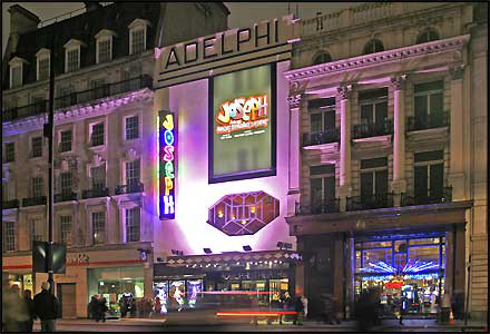 Adelphi Theatre, London