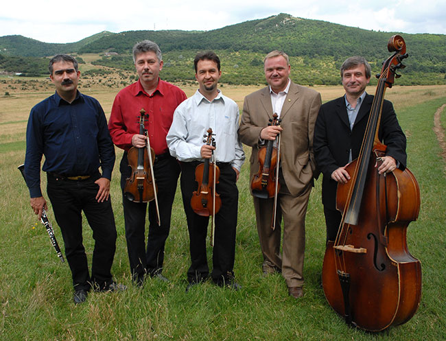 A Fonó zenekar