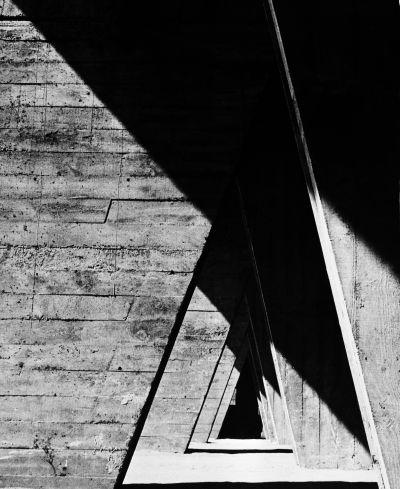 Lucien Hervé: Lakóház Nantes