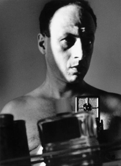 Lucien Hervé portré