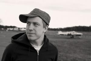 Hakon Kornstad repülni készül