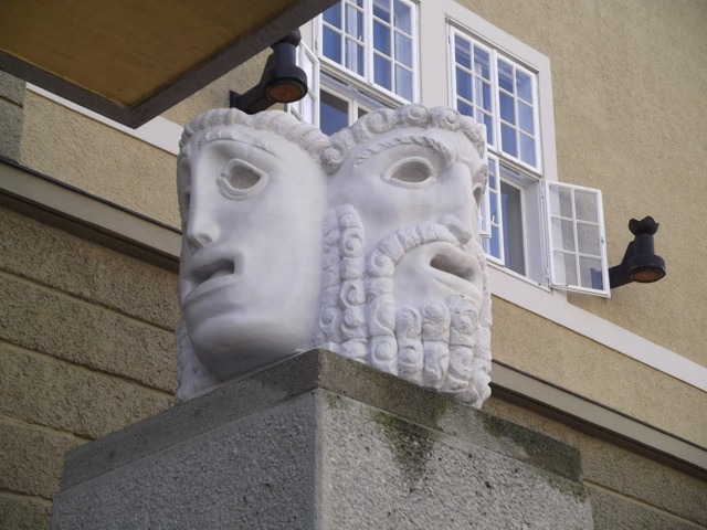 Jakob Adlhart maszkjai - Salzburg