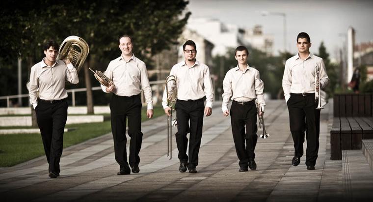 In Medias Brass Quintet