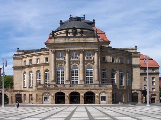 Operaház, Chemnitz