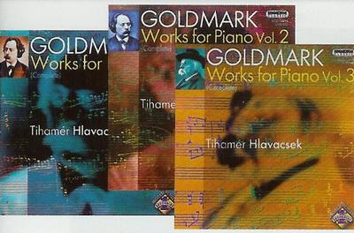 Goldmark lemezek, Hlavacsek Tihamér, Hungaroton
