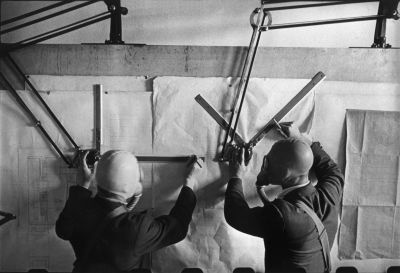 Emmanuel: Gáztámadás egy tervezőstúdióban (1930-as éve vége)