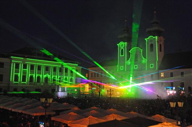Advent Győrben - Téli Fesztivál 2010