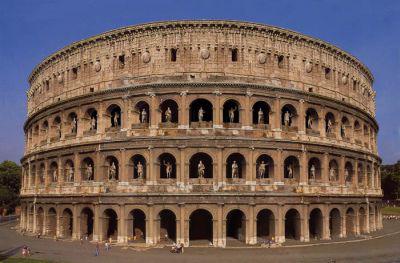 Colosseum újjáépítve