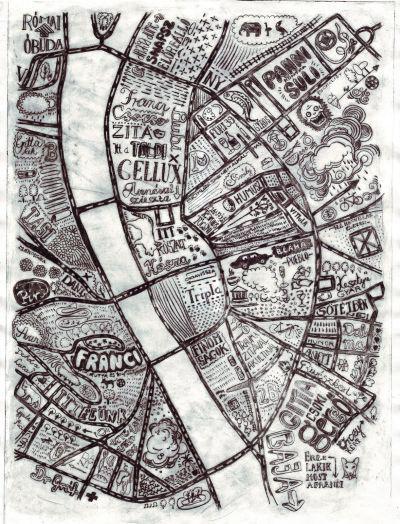 Dani Boglárka: Szubjektív várostérkép