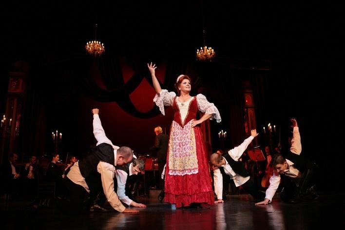 Operettgála - Miskolci Nemzeti Színház