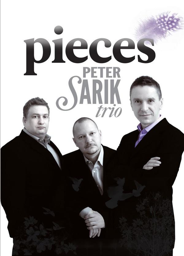 Sárik Péter Trió_Pieces_lemezborító