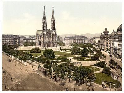 Bécs 1900 körül