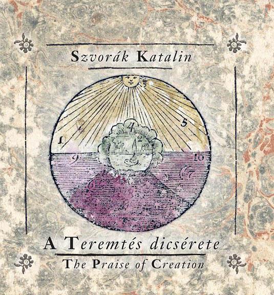 Szvorák Katalin új lemezének borítója