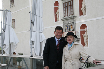 Dr. Ottrubay István és Esterházy-Ottrubay Melinda