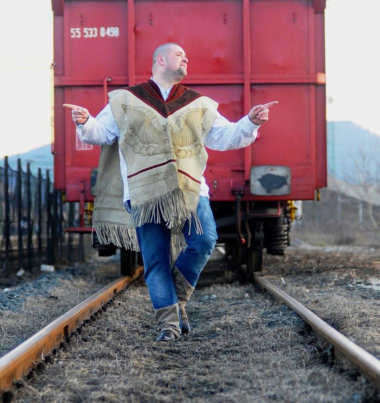 Bolyki Balázs szólóban utazik