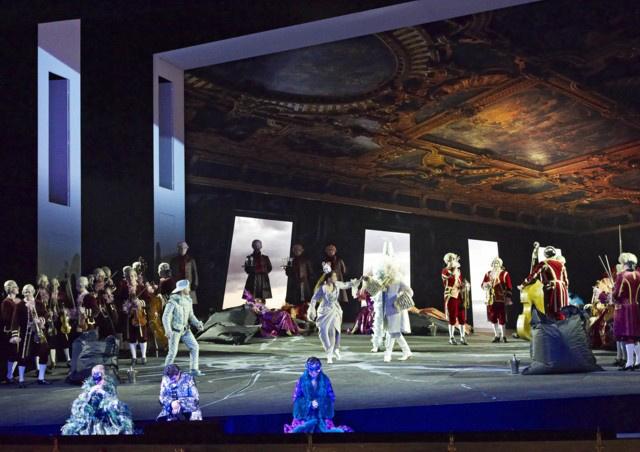 Don Giovanni - Staatsoper, Bécs