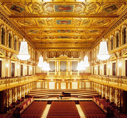 Musikverein, Bécs