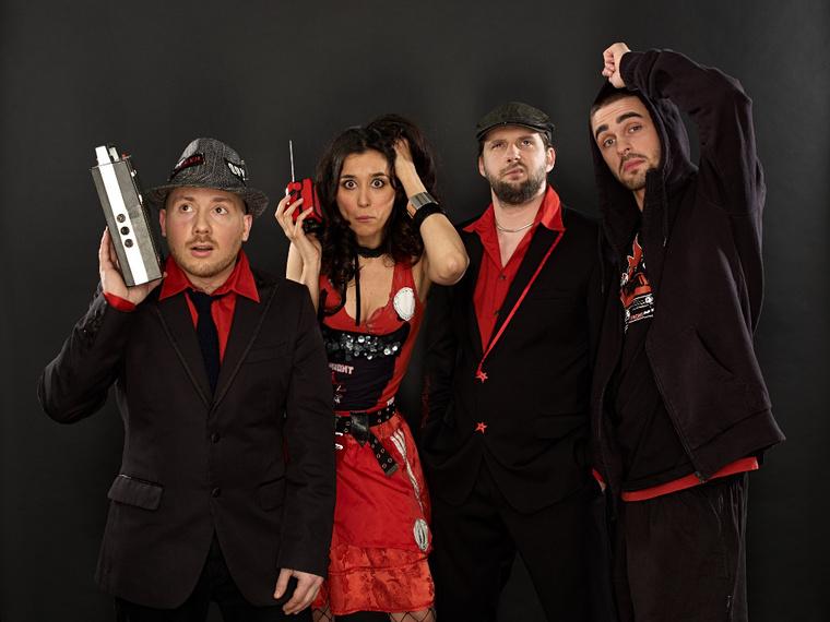 A Rotfront együttes
