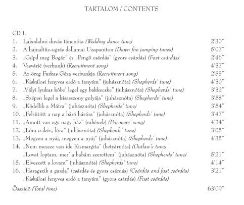 33 gomori tracks