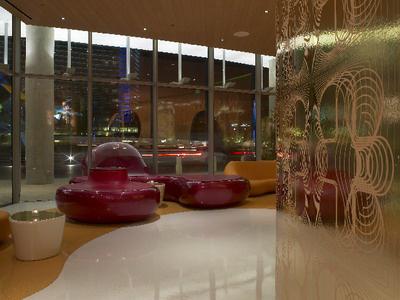 Karim Rashid: Silk Road Hotel (Las Vegas)