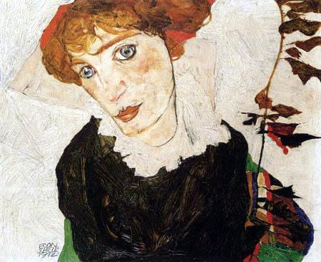 Egon Schiele: Wally arcképe
