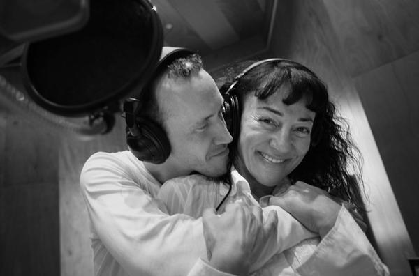 David Linx és Maria Joao