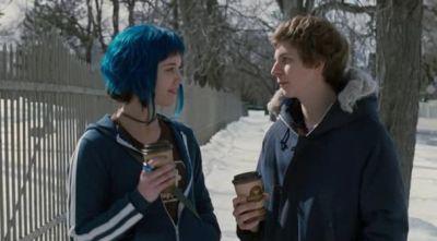 Scott és Ramona a filmben