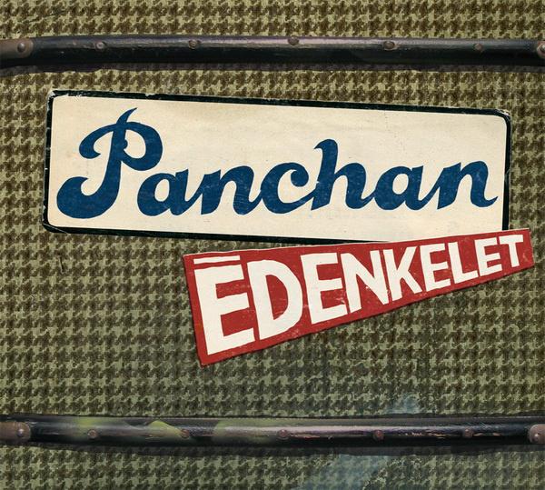 Panchan: Édenkelet - borító