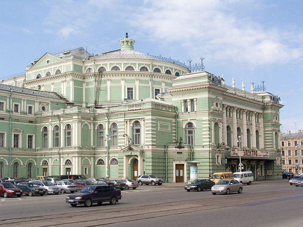 Mariinszkij Színház, Szentpétervár