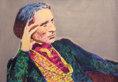 Konkoly Gyula: A fiatal Liszt