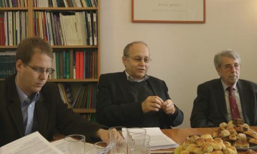 Fischer Ádám a Magyar Helsinki Bizottságban