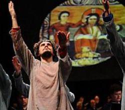 Liszt: Krisztus a debreceni Csokonai Színház előadásában