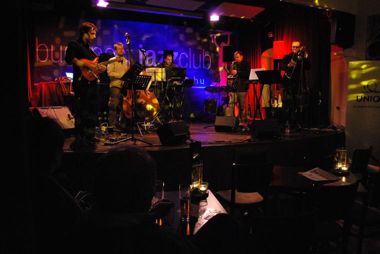 Jazzwerkstatt Wien New Ensemble