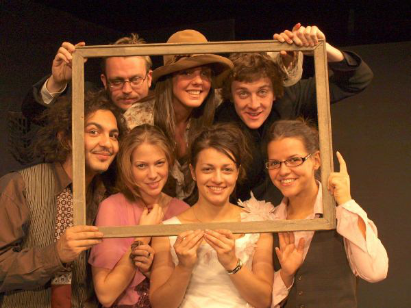 A Marosvásárhelyi Színművészeti Egyetem 2010-ben végzett osztálya