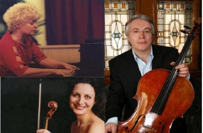 Dr. Szabó Orsolya, Virginie Robilliard, Szabó Péter