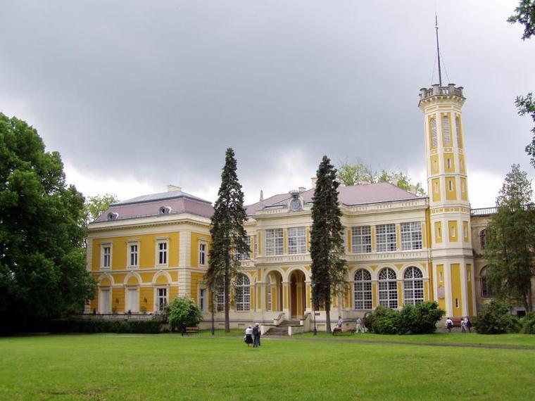 Füzérradványi kastély