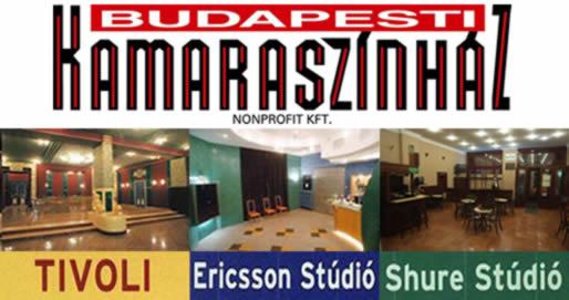Budapesti Kamaraszínház logo
