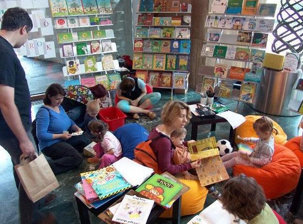 Gyerekirodalmi Fesztivál és Vásár