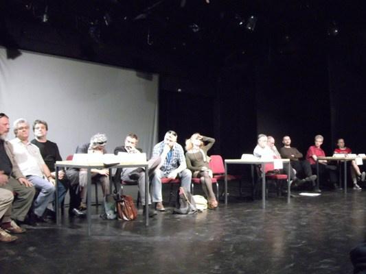 Független színházak egyeztetése 2011. május 12.