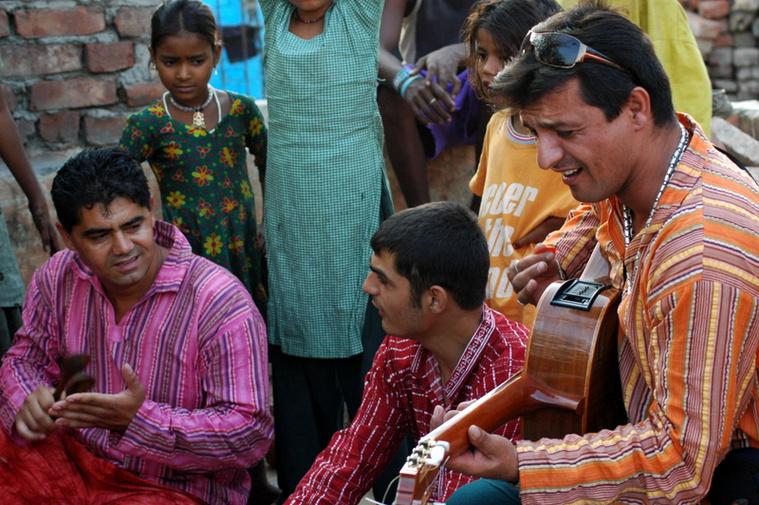 Parno Graszt_India1_Horn Márton fotója