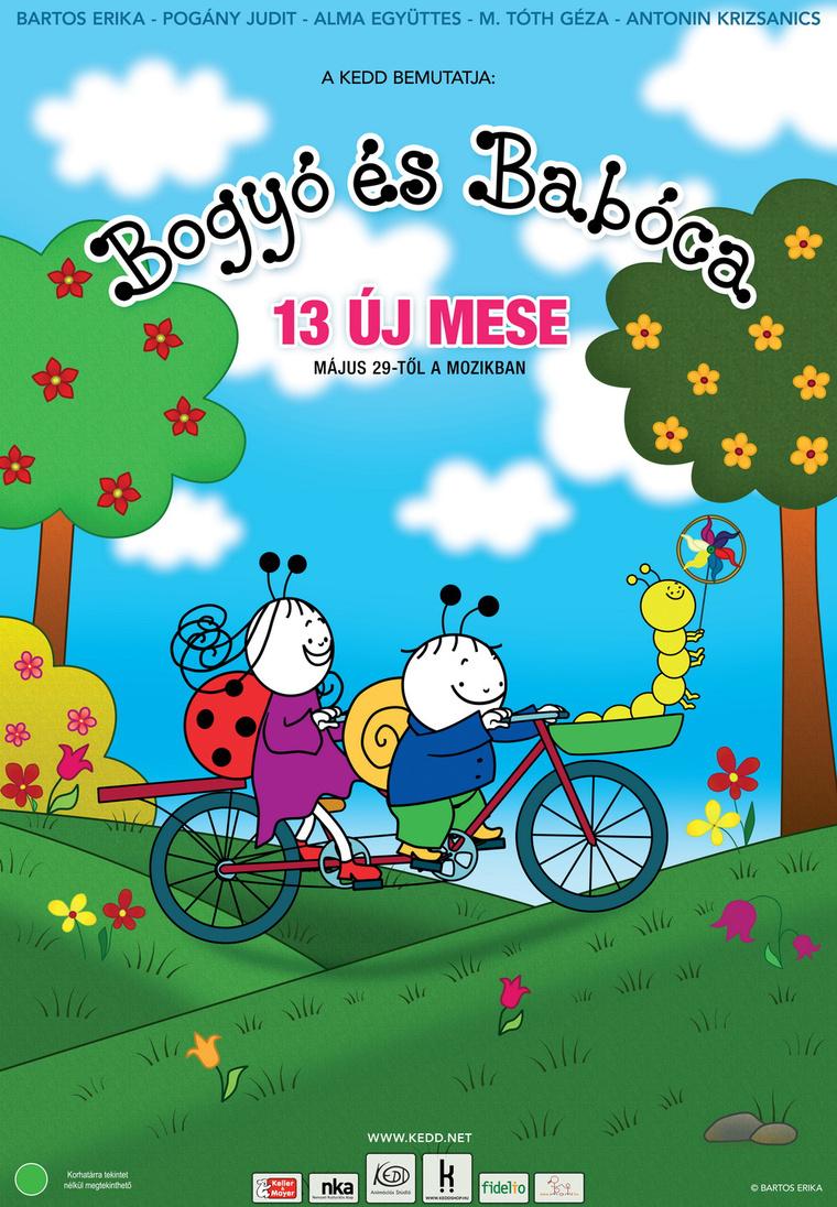 Bogyó és Babóca 2_moziplakát