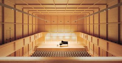Liszt Koncertház, Liszt Központ
