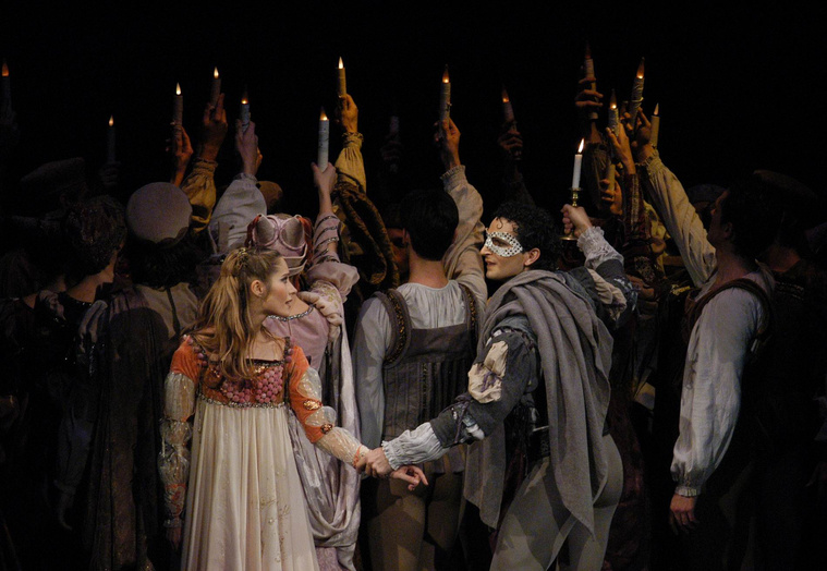 Rómeó és Júlia - Magyar Nemzeti Balett