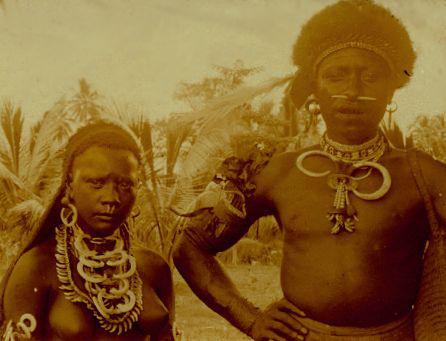 Óceániai bennszülött2