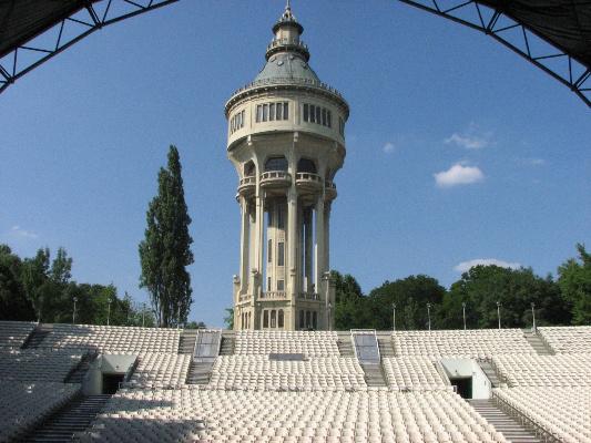 A Margitszigeti Víztorony