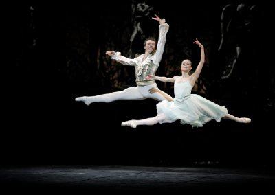 A tánc - a Párizsi Opera Balettje