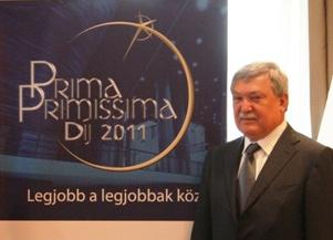 Prima Primissima - Csányi Sándor
